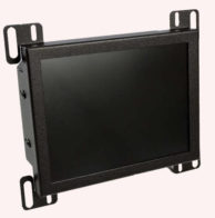 080 inch LCD - Front view