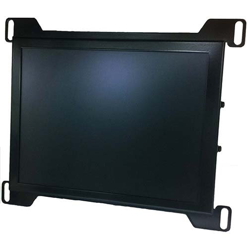 10.4 inch LCD - front view