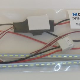 DOUBLE LED STRIPS FOR - Panelview Plus 600 Controller (2711-K6C10)
